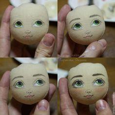 как сшить куклу, ангелочек