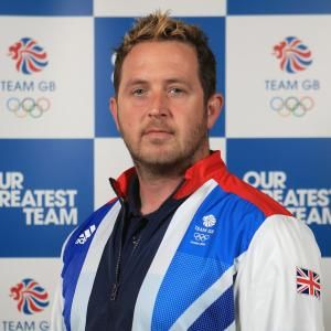Larry Godfrey | Team GB ~ Archery