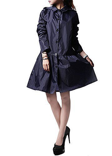 Raincoat Poncho Rain Jacket Trench Raincoat For Women Raincoat Pants (Green...