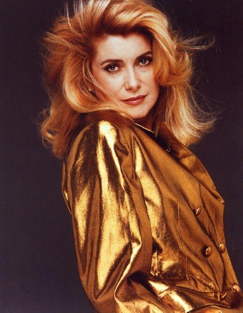 Golden goddess..