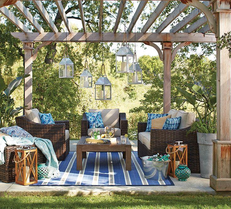 10 id es pour maximiser sa terrasse les id es de ma maison photo canadian tire deco. Black Bedroom Furniture Sets. Home Design Ideas