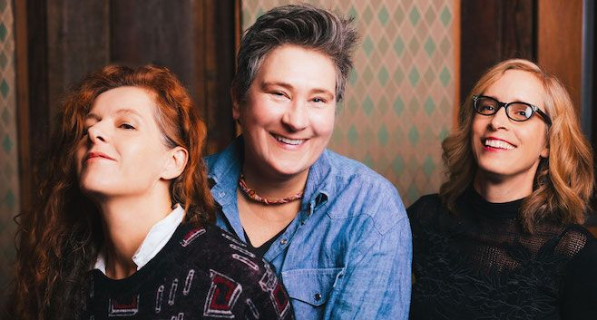 Neko Case, k.d. lang, and Laura Veirs Team for New Album case/lang/veirs, Share Track, Plot Tour | Pitchfork