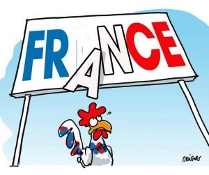 01/13/2012 - France has lost its top AAA credit rating from Standard & Poor's