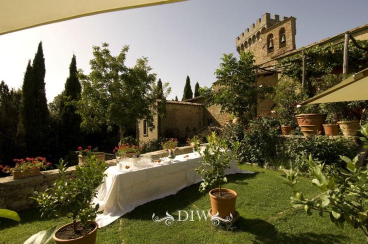 Arezzo Castle- Italy... Perfect