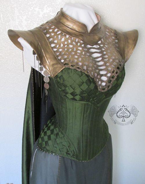 Lady Loki cosplay by Anachronism in Action | Worbla's Finest Art