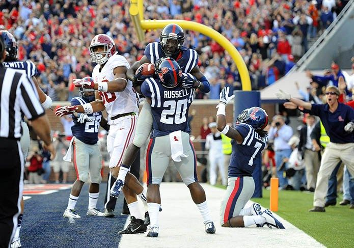 Hugh Freeze and Ole Miss refuse to let one great day ruin a potentially great season - USA TODAY #OleMiss, #Sport