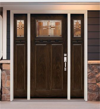 Feather River Doors Exterior Door Features Amp Benefits