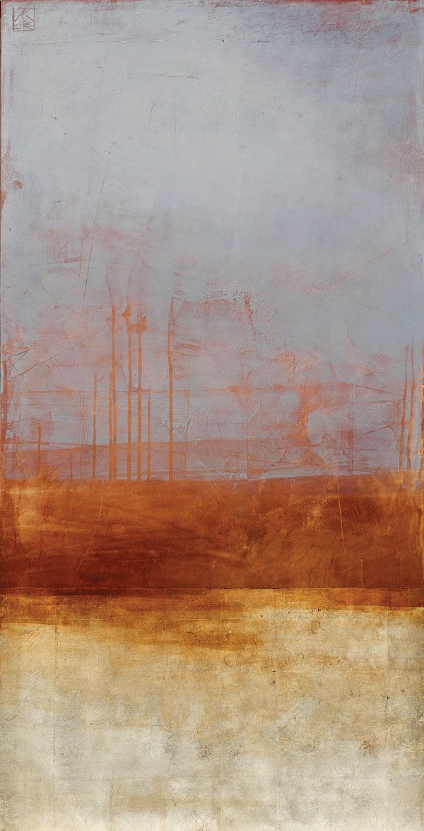 Pauline Ziegen paintings | Karan Ruhlen Gallery Santa Fe Contemporary Fine Art