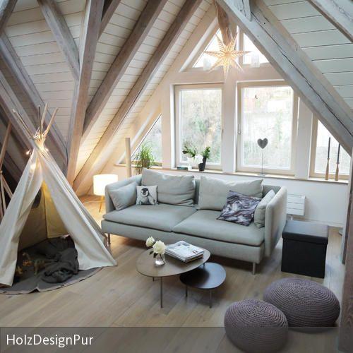 Dachgeschossausbau Schafft Maximalen Wohlfühlfaktor