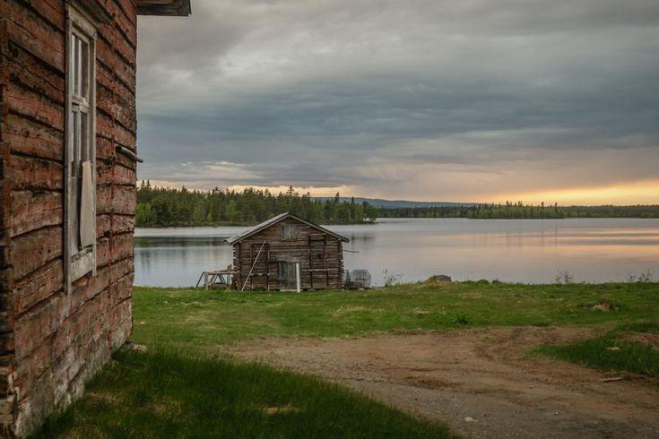Lapland Finland by Komisantto