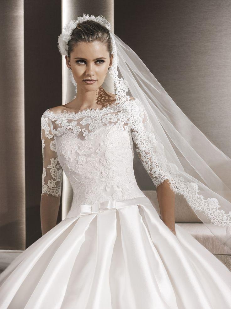 Ruperta - La Sposa - Esküvői ruhák - Ananász Szalon - esküvői, menyasszonyi és alkalmi ruhaszalon Budapesten