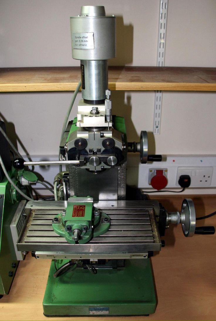 Leinen Fm1 Micro Precision Milling And Drilling Machine