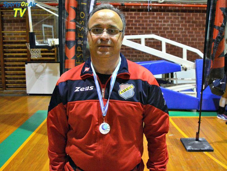drapetsonavolley: Χιωτίνης: «Δίκαια κατέκτησε το Κύπελλο η Δραπετσών...