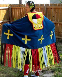 Details about Native American fancy shawl powwow dance regalia