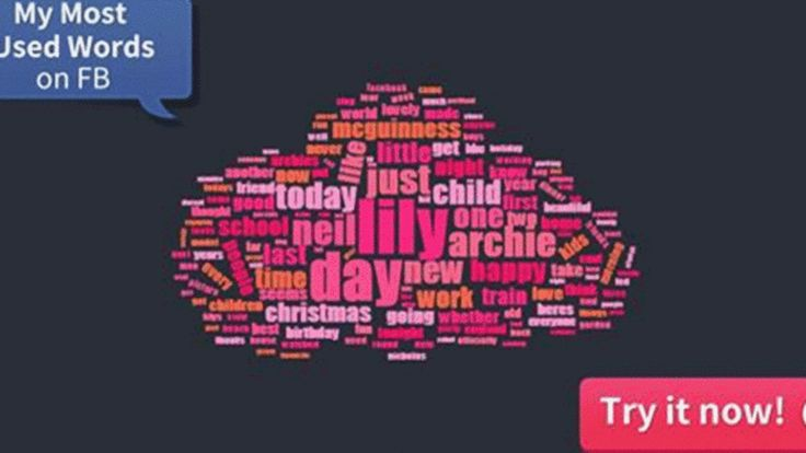 Much press attention has been devoted to a Facebook quiz which asked for large swathes of data in return for a word cloud of your most used words, but do we really need to worry?