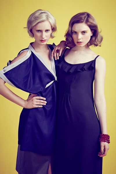 Deryn Schmidt Spring-Summer 2012/13 'Soaring Spirits' Collection