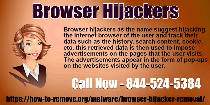 Browser hijackers. Website: http://how-to-remove.org/malware/browser-hijacker-removal/
