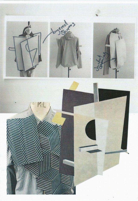 Fashion Sketchbook - fashion design development; fashion student portfolio // Charlotte Scott