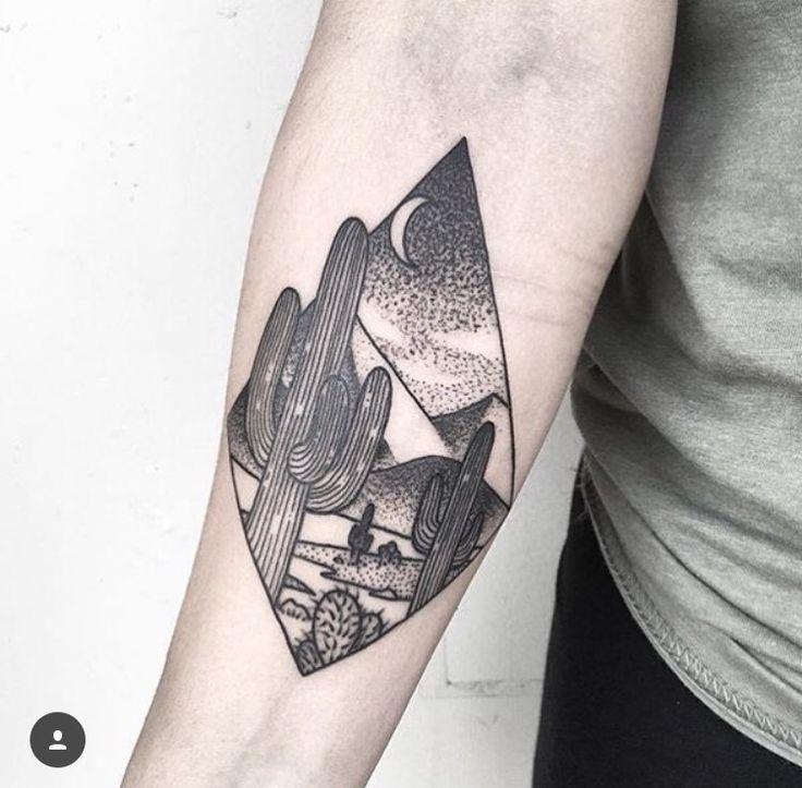 Desert tattoo                                                                                                                                                                                 More