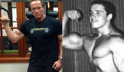Arnold Schwarzenegger - Nearly 70 Years Old