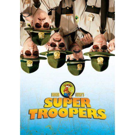 Super Troopers Bear Costume Halloween
