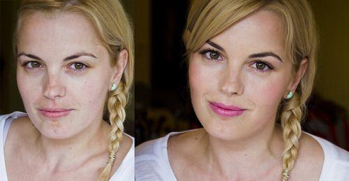 Photography: Diana Ionescu, Make-up realizat de cursanta sub indrumarea mea
