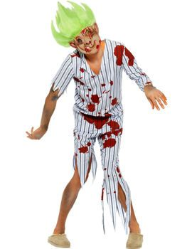 Zombie Troll Doll Costume