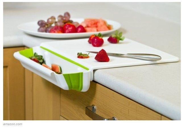 Каждый день неутомимые креативщики и дизайнеры предлагают для нашего удобства на кухне все новые и новые гаджеты и приспособления. Сегодня небольшой обзор таких…