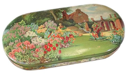 1934 biscuit tin