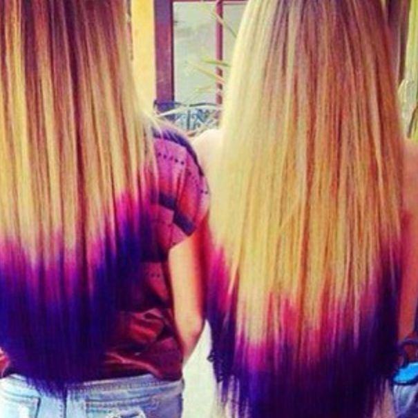 9 best Hair Color/ Hair Chalk images on Pinterest | Colourful hair ...