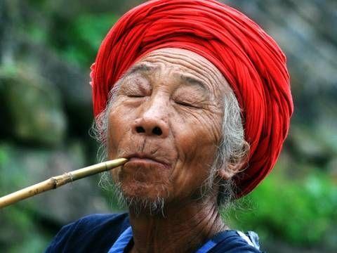 Chinese elder