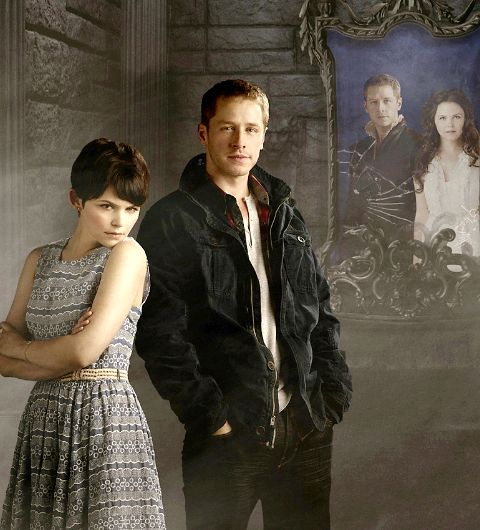 Mary Margaret & David/ Snow White & Prince Charming