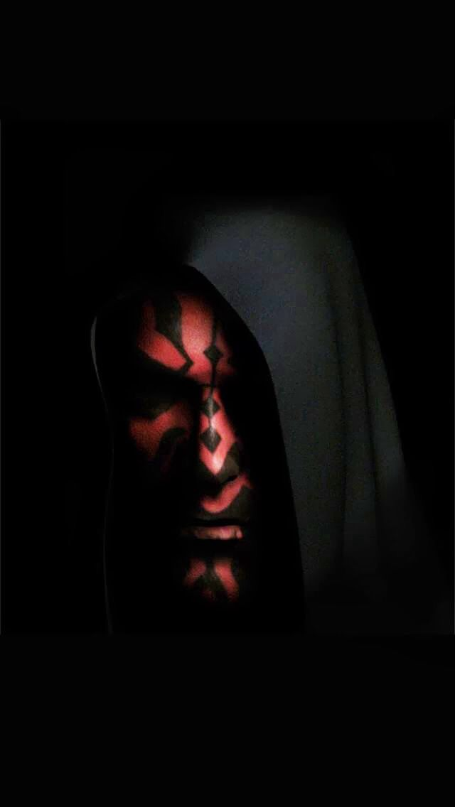 Darth Maul---OMG..I love this!!!