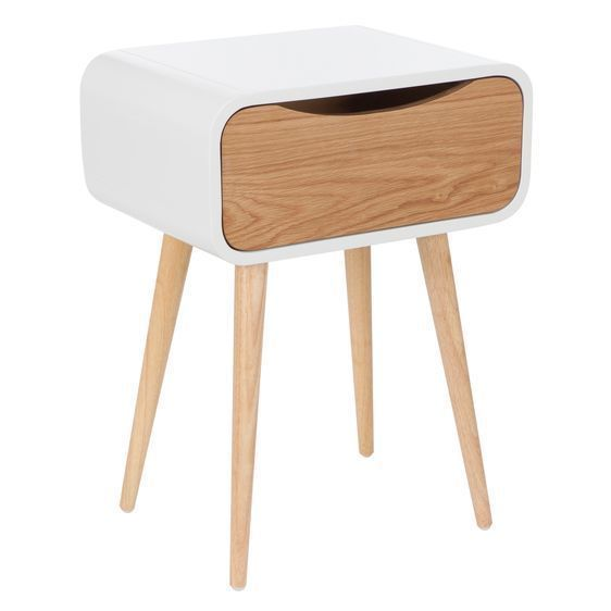 Zanui Percy Bedside Table NEW Zanui
