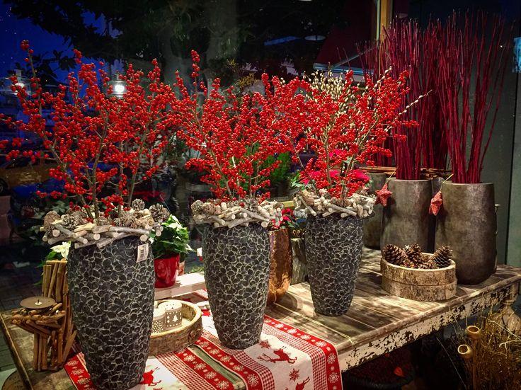 #fleurstrikala #trikala #greece #flowershop #xmas #christimas
