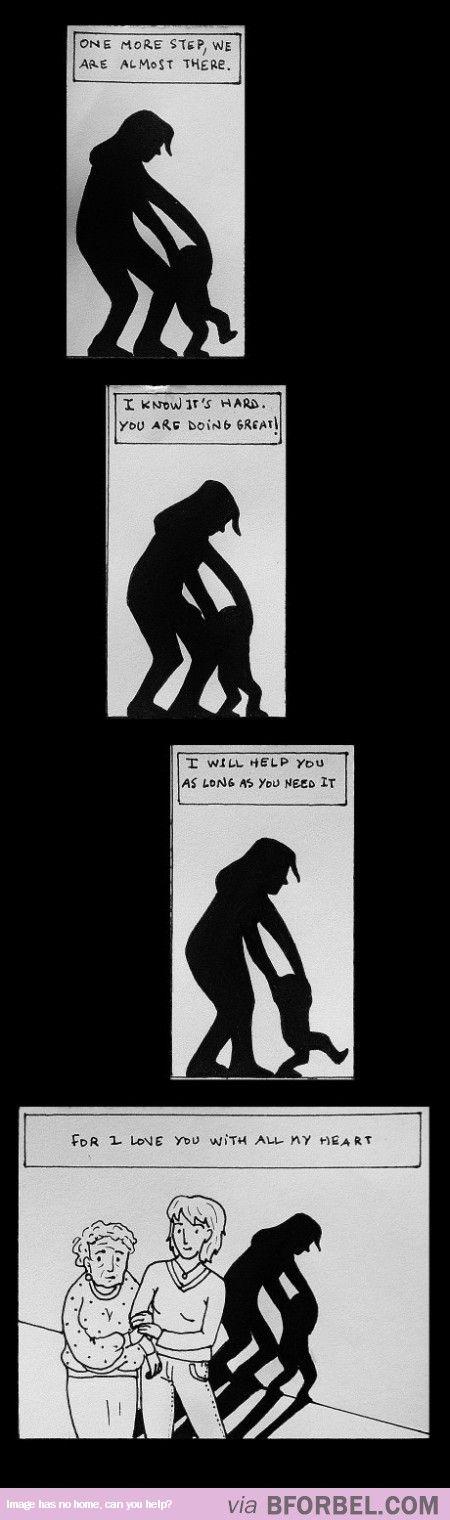 Always Help Your Mother…