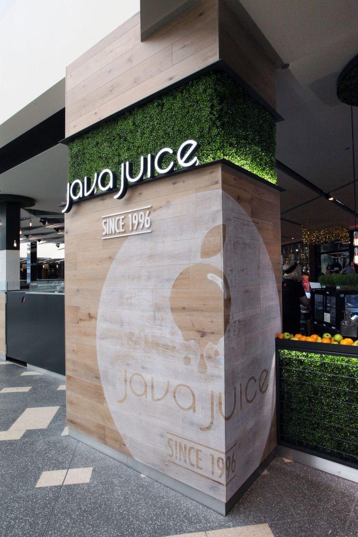 Java Juice – Kiosk