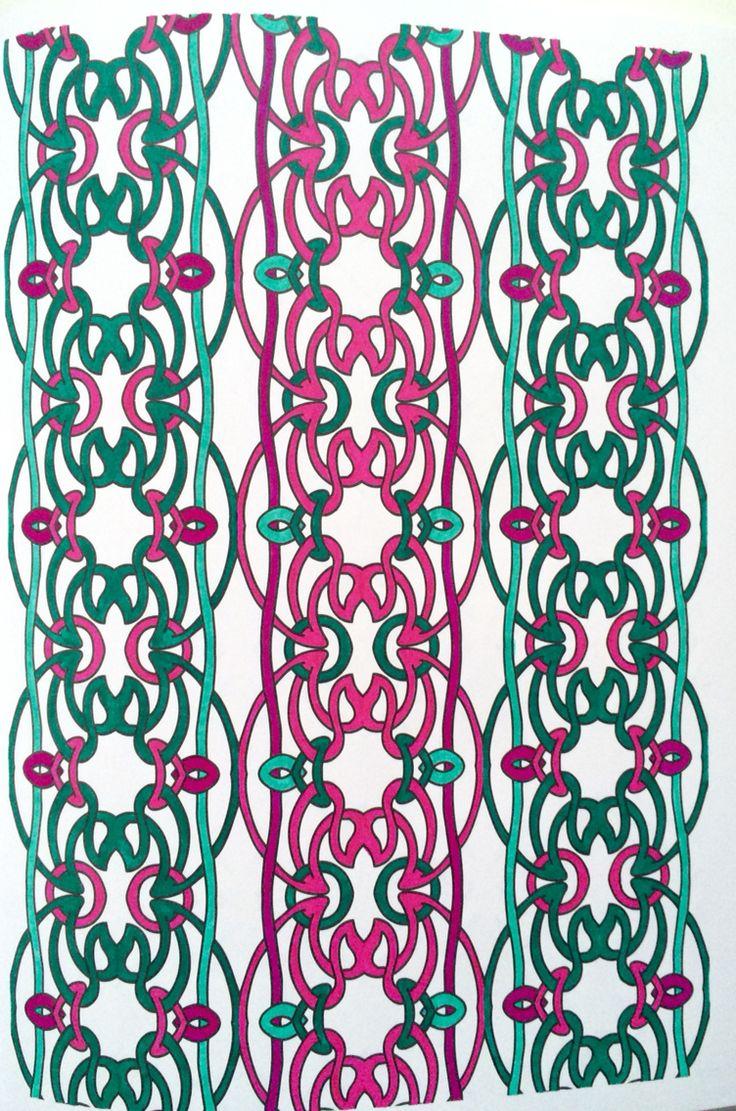 100 Coloriages anti stress art thérapie Hachette
