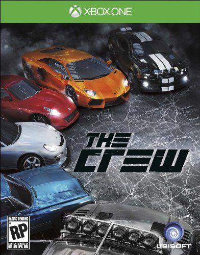 The Crew - Xbox One   $59.96    #Crew, #The