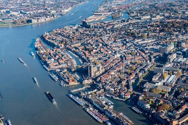 Dordrecht historisch centrum. Monumentendag 2015.