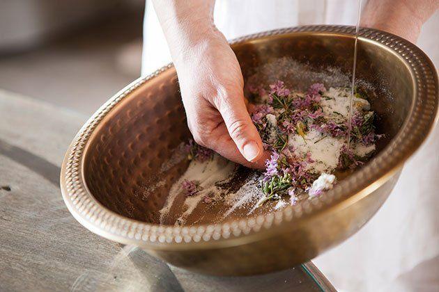 Borgo herbal mixes