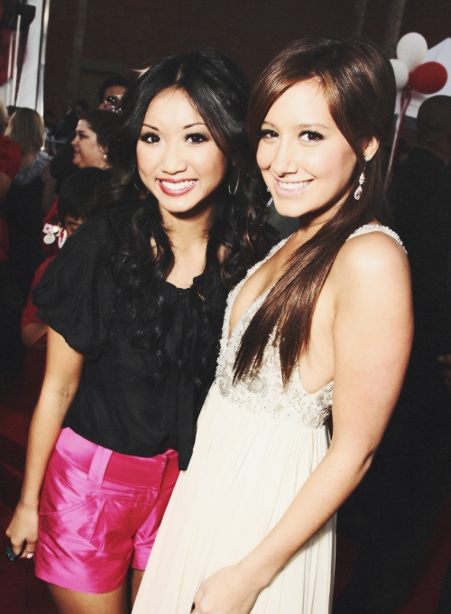 Brenda Song And Ashley Tisdale 47 best images about B...