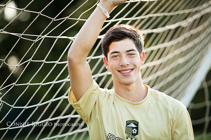 #Soccer #Pose Tacoma Guy Senior Photographer Curtis