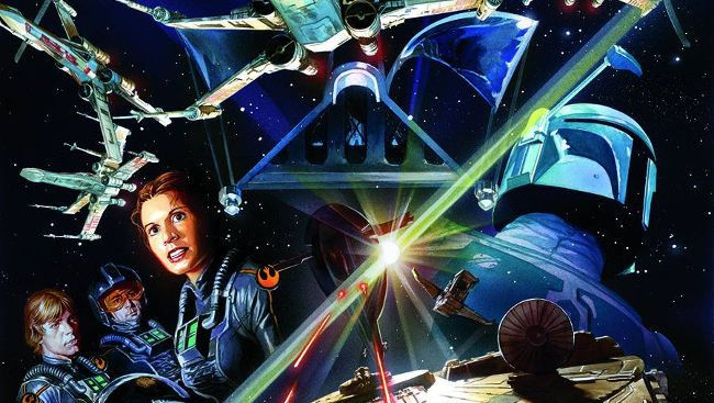 Disney anuncia 'Star Wars Rebels' nueva serie animada de la franquicia