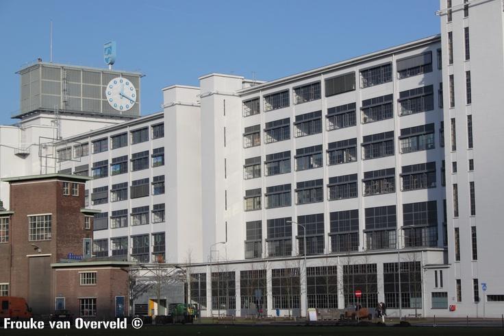 Strijp-S Klokgebouw, dec 2011