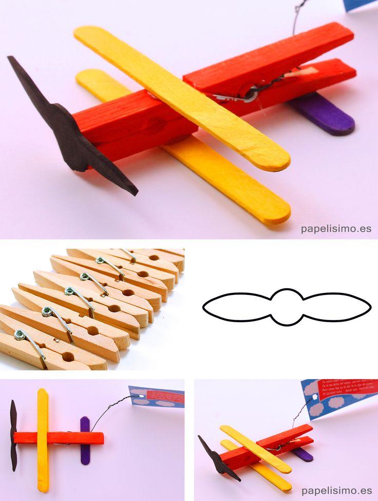 Avion-pinzas-ropa-diy-airplane-clothespin