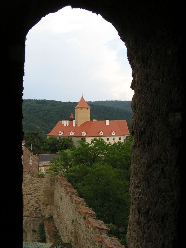 castle Veveri