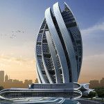 Arch2o-Residential Complex with a high energy efficiency, city Chisinau  Melnic Iurie , Bezmosciuc Dumitru (6)