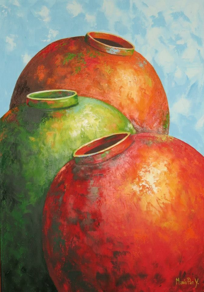 17 mejores im genes sobre cuadros para pintar en pinterest for Color bambu pintura
