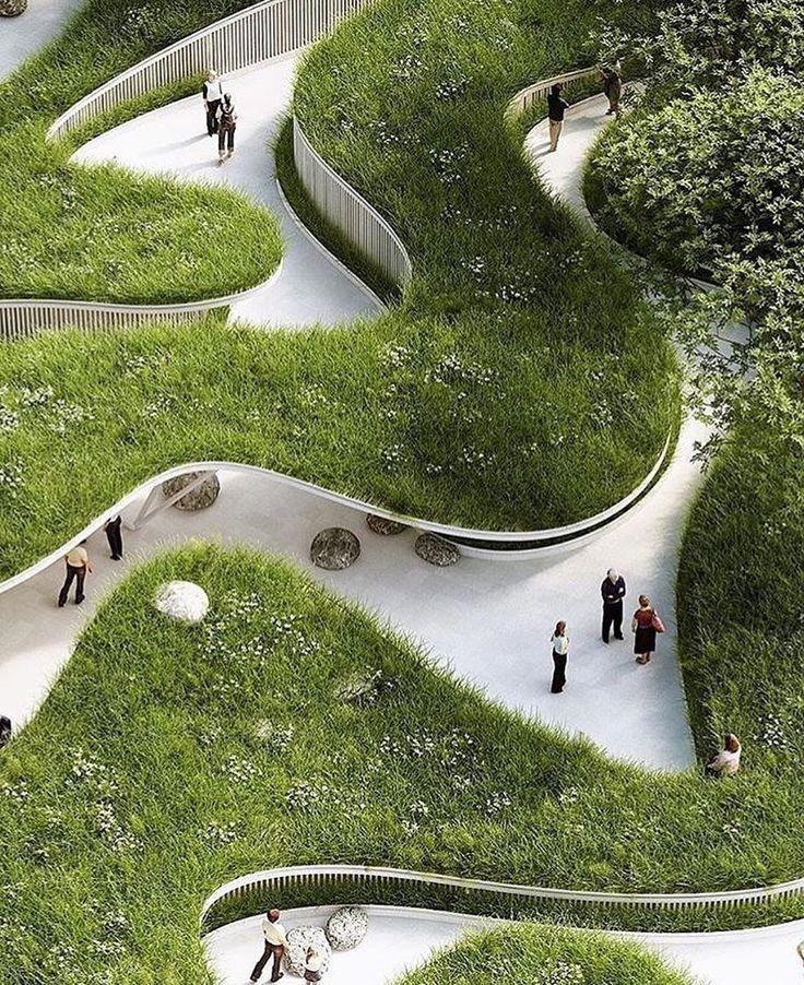 Como criar um portfólio de arquitetura paisagística   – architecture
